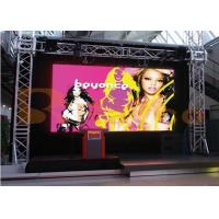Buy cheap P10 RGB Full Color SMD LED video wall hire Billboard Processor Live Show from wholesalers