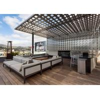 Buy cheap Sunshade Decorative Perforated Metal Large Size 1.0-3.0 Mm Thickness Fireproof from wholesalers