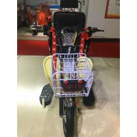 Buy cheap Electric Powered Three Wheeler Rickshaw Tricycle For Passenger from wholesalers