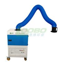 Buy cheap Portable Two Grade Filtration Welding Fume Collector/Smoke Extraction For Laser Cutting from wholesalers