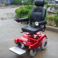 Buy cheap Power Wheelchair with Lights And Pretty Design Used At Night (New Model) (QX-04-06) product