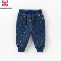 Buy cheap Wholesale Custom Infant Warm Fashion Denim Baby Pants for Winter from wholesalers