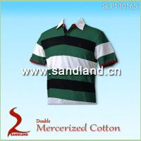 Buy cheap Double Mercerized Cotton Polo Shirt Golf Shirt from wholesalers