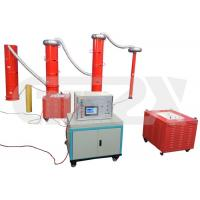 Buy cheap AC High Voltage Resonance Test Series 1.5% System Accuracy Three Phase 380V 50Hz 1350kVA 270KV from wholesalers