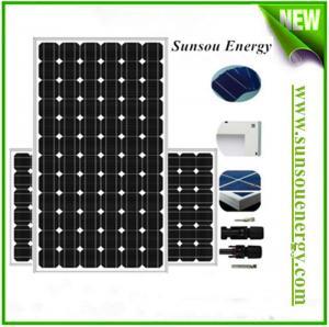 China 320w mono solar panel, price solar panel, stocked mono-crystalline silicon solar panel for pv solar panel system on sale