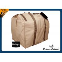 Buy cheap Large Hunting 6 Slot Duck Decoy Bags Khaki Padded  Water Resistant from wholesalers