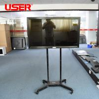 Buy cheap Infrared Touch Interactive Digital Whiteboard Built In I5 Cpu Computer With Wheels product
