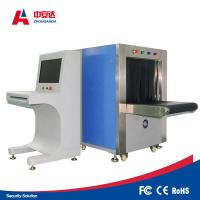 Buy cheap Double Vision Angles X Ray Baggage Scanner , Bag Scanning Machine With Protective Cover from wholesalers