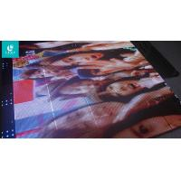 Buy cheap P6.25 Portable Led Dance Floor , Led Disco Floor Scratch - Resistant from wholesalers