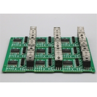 Buy cheap 1OZ Immersion Gold PCB Manufacturer 2L FR4 Printed Circuit Board Assembly from wholesalers