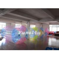 Buy cheap Various Colors Walk on Water Inflatable Water Roller 1.0mm TPU material from wholesalers