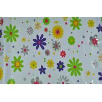 Buy cheap Eco-friendly Printed PVC Tablecloth With Nonwoven from wholesalers