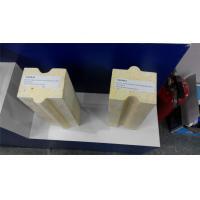 White Lining Cement Kiln Alumina Refractory Bricks Fused Cast Mullite Bricks