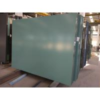Buy cheap 2mm lead and  Copper free mirror with Epoxy back paint from wholesalers
