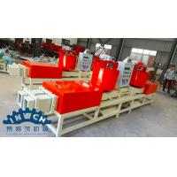 Buy cheap Wood Shavings Pallet Leg Compressing Machine from wholesalers