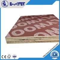 Buy cheap 18mm cheap finger joint board formwork shuttering film faced plywood from wholesalers