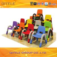 Buy cheap Kids Plastic Desk And Chair , Childrens Table And Four Chairs from wholesalers