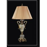 Buy cheap LED / Incandescent dimmer switch Luxurious Table Lamps french style from wholesalers