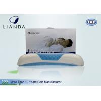 Lux Living Memory Foam Gel Contour Pillow
