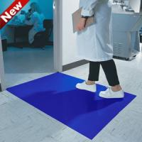 Buy cheap esd cleanig sticky mat tacky mat from wholesalers