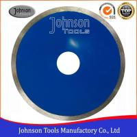 Buy cheap 10 Tile Saw Blade Circular  Shape , Continuous Type Porcelain Tile Blade from wholesalers