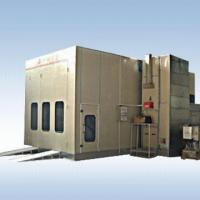 Buy cheap auto spraying booth YK-600 from wholesalers