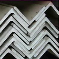 Buy cheap ASTM 316L HRAP / Hot Formed Stainless Steel Angle Bars For Chemical Industry, Vehicles, Ships from wholesalers
