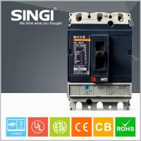 Buy cheap SINGI 160amp Moulded Case Circuit Breaker mccb for industrial , commercial from wholesalers