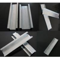 Buy cheap CE approved metal furring channel from wholesalers
