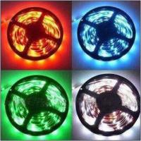 Buy cheap Colourful CE ROHS FC UL 9.6W 3528 Flexible LED Strip from wholesalers