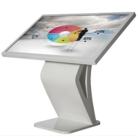 Buy cheap Scratchproof 43 Inch Floor Self Service Touch Screen Kiosk from wholesalers