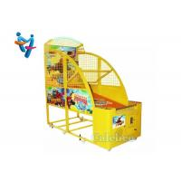 Buy cheap Arcade Redemption Kids Amusement Equipment With Coins / Ticket / Bill from wholesalers