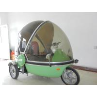 Buy cheap 200kgs load Top quality full closed three wheels tricycle from wholesalers