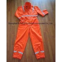 Buy cheap FR Nomex/Aramid Coverall with Reflective Tape from wholesalers