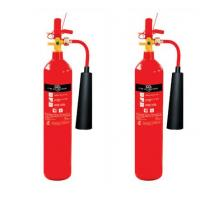 Buy cheap Carton Steel Carbon Dioxide Fire Extinguisher 3kg Co2 Type Fire Extinguisher product