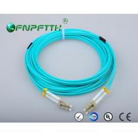 Buy cheap Simplex Core Connector lc-lc fibre patch leads with UPC Polishing from wholesalers
