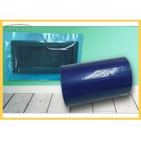 China Temporary Protective Film Of HVAC Ductwork Closure Protection Film on sale