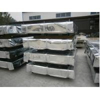 Buy cheap Zinc Coating Hot Dipped Galvanized Steel Sheet , Minimized Spangle from wholesalers