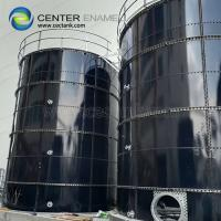 Buy cheap Smooth Glass Fused To Steel Tanks With AWWA D103 / EN ISO28765 Standard from wholesalers
