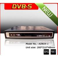Buy cheap DVB-S satellite receiver Azbox evo xl USB from wholesalers