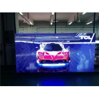 Buy cheap Quakeproof P4.81 Outdoor Full Color LED Display Energy Saving Design from wholesalers