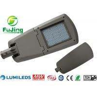 IP65 Waterproof High Power LED Street Light Excellent Heat Dissipation Corrosion Resistant