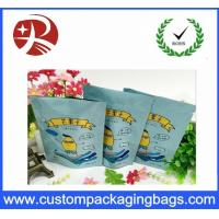 Buy cheap Stand Snack Ziplock Ldpe Plastic Food Packaging Bags Printing Moisture Proof from wholesalers