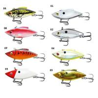 Buy cheap VIB Hard Fishing Lure 75mm/15.9g treble Hook bass lure Hard Bait from wholesalers
