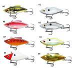 Buy cheap VIB Hard Fishing Lure 75mm/15.9g treble Hook bass lure Hard Bait from wholesalers