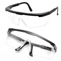 Buy cheap Adjustable Medical Safety Goggles , Surgical Safety Glasses UV Resistant product