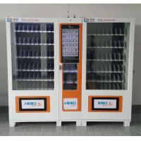 Buy cheap WM22T1-J1 Metal Frame Combo Vending Machines price Easy Operated Touchscreen For Advertising from wholesalers