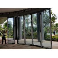 Buy cheap Anti - Typhoon Glass Partition Wall Curved  Double Glazed  Rubber Seal Strip from wholesalers