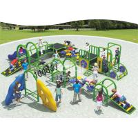Buy cheap Kids adventure sport fitness outdoor playground  climbing equipment KQ60111A from wholesalers
