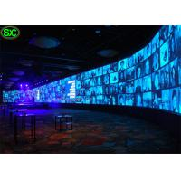 Buy cheap P3.91 RGB Rental LED Display 6MM Thickness ,  large led screen 500x500mm Cabinet from wholesalers